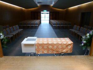樹木葬における葬儀の流れ